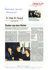Die Presse über KULinaTUR